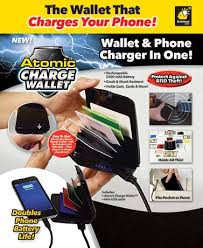 E Charge Wallet